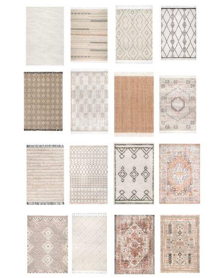 My favorite boho rugs!    http://liketk.it/3gpU2 #liketkit @liketoknow.it