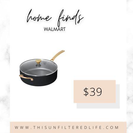Minimal kitchen  Black and gold kitchen tools for your neutral loving cook.     #LTKhome #LTKGiftGuide #LTKunder50