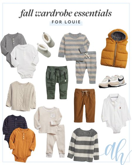 baby boy clothes, fall baby clothes 🤍   #LTKunder50 #LTKkids #LTKbaby