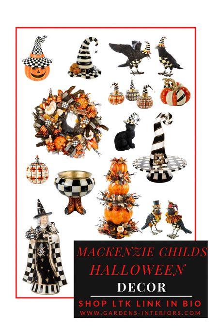 Halloween Decor #mackenziechilds  #LTKhome #LTKSeasonal #LTKHoliday