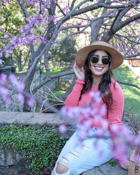 Springtime flowers 🌸   http://liketk.it/3fD7u #liketkit #LTKunder50 #LTKfit #LTKstyletip #LTKSeasonal #LTKSpring @liketoknow.it