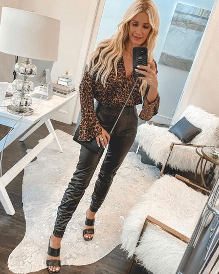 This gorgeous leopard bodysuit is so good and part of the NSALE! It runs tts I'm wearing an XS @liketoknow.it #liketkit http://liketk.it/3jLXt  Follow my shop on the @shop.LTK app to shop this post and get my exclusive app-only content!  #liketkit #LTKsalealert #LTKunder50 #LTKunder100 @shop.ltk http://liketk.it/3jLXt