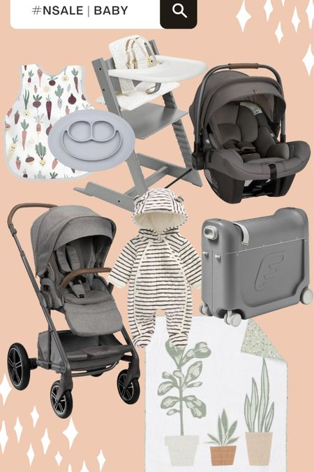 My top Nordstrom Anniversary Sale picks for baby! We have the stroller & car seat and I just bought the high chair! http://liketk.it/3jSIy #liketkit @liketoknow.it #LTKbaby #LTKsalealert #LTKfamily