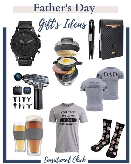 Affordable and fun gift ideas for Father's Day!     #LTKmens #LTKunder100 #LTKhome