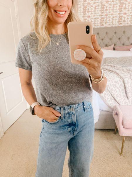 Walmart Fashion Finds. This Top is a great one!    Top: XS Jeans:0   #LTKstyletip #LTKunder50 #LTKsalealert