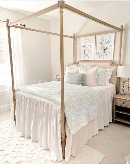 Girls room, bedding, my Texas house, home decor, nursery, kids room, bedroom, Walmart home, Walmartfinds   #LTKhome #LTKfamily #LTKkids