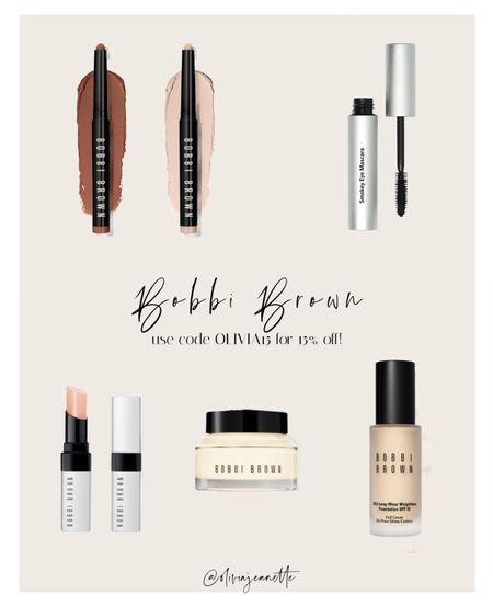 Bobbi Brown must haves for the easiest makeup routine ever. 💄   #LTKunder50 #LTKbeauty #LTKunder100