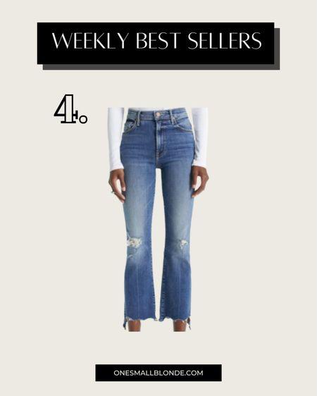 Best MOTHER jeans ever!   #LTKstyletip