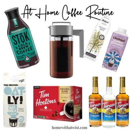 At home coffee essentials! http://liketk.it/3j9Oo #liketkit @liketoknow.it #LTKfamily #LTKfit #LTKhome