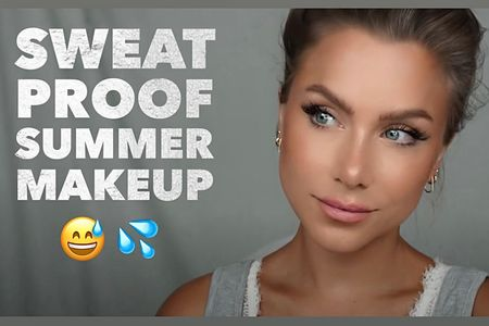 Full coverage Sweat proof waterproof summer makeup routine 🙌💦😅  SWEAT PROOF SUMMER MAKEUP TUTORIAL | Taylor Bee https://youtu.be/RTv9IqteEgo    ——— Father's Day Gifts Date Night Outfits Beach Vacation White Dress Style Travel Outfits Summer Fashion Backyard BBQ Backyard Entertaining 4th of July Party Pool Party & Swim Looks Wedding Guest Dresses Simple Beauty Routine Walmart finds Target style Amazon finds Look for Less Living Room Decor Summer Home Decor Swimsuits Jean Shorts Summer Dress Beach Hat Body Contour Tank Sandals Sunglasses Outdoor Furniture Stemless Wine Glasses Coffee table Outdoor Rugs  Charcuterie Boar   #LTKbacktoschool #LTKSeasonal #LTKbeauty