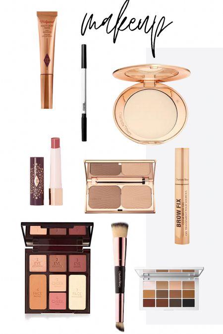fresh-faced makeup. #beauty #makeup #charlottetilsbury   #LTKunder100 #LTKbeauty #LTKunder50