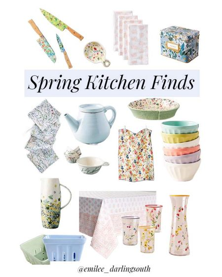 Give your kitchen a refresh for the season with these Spring Kitchen Finds 🌸🌷🌺 #springdecor #spring #kitchendecor #springkitchen #kitchen #new #anthro #anthropologie #target #targetfinds #williamssonoma #potterybarn #LTKhome #anthrofinds #targetfinds http://liketk.it/3e2Jy #liketkit @liketoknow.it Download the LIKEtoKNOW.it shopping app to shop this pic via screenshot