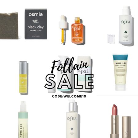 Follain Memorial Day Sale Clean Beauty, Clean Skincare, Osmia Black Clay Face Mask, Moisturizer, Cleanser, Indie Lee, Pai, Osea  http://liketk.it/2Prgc #liketkit @liketoknow.it