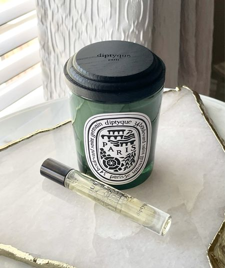 Loving this new Diptyque candle and wearing Eau Duelle today.   #LTKbeauty #LTKhome