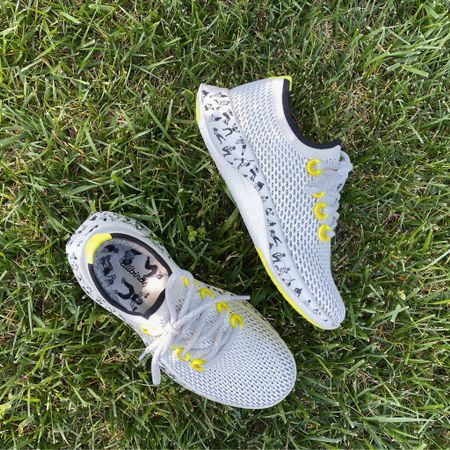 Love these limited edition Allbirds dasher running shoes in collaboration with Mia Saine (through Allbirds app only). A nice spin on the classic white sneaker.  #LTKfit #LTKSeasonal #LTKshoecrush