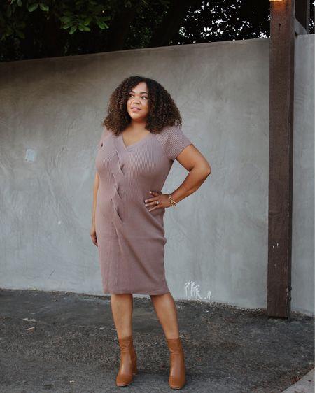 Sweater dresses & sock boots - some of my Fall faves!  #ExpressPartner These are items from @express that you want to get now so you can wear them on repeat. I'm wearing an xl in the sweater dress. All items are linked in my LIKEtoKNOW.it! Go to the link in Bio. #ExpressYou ——————————————————————————— 🇩🇴 Vestidos de suéter y botas de calcetín: ¡algunos de mis favoritos de otoño! #ExpressPartner Estos son artículos de @express que desea obtener ahora para poder usarlos en repetición. Llevo una xl en el vestido de suéter. ¡Todos los artículos están vinculados en mi LIKEtoKNOW.it! Vaya al enlace en Bio. #ExpressYou