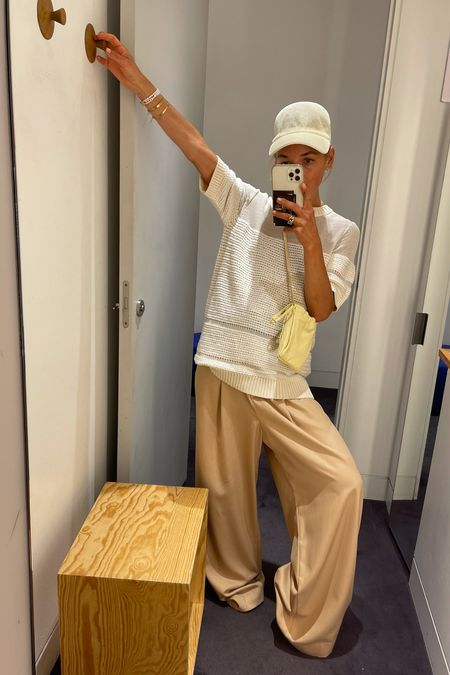 wide pants #widepants #pants #coswomen #cosnewin #cosnewcollection #newin #widetrousers #widepants #summerpants   #LTKstyletip #LTKunder50 #LTKunder100