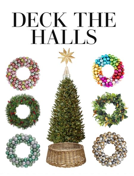 Limited supplies and shortages mean now is the time to order your holiday decor wreaths and pre lit Christmas trees   #LTKGiftGuide #LTKstyletip #LTKHoliday