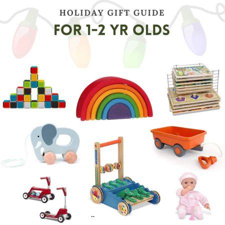 Holiday Gift Guide 1-2yr olds ❤️  #LTKbaby #LTKkids #LTKfamily