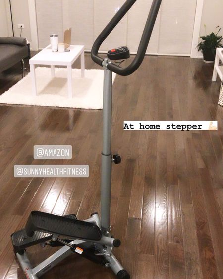 My super convinient at home stepper machine!!! Super affordable and easy to assemble yourself for at home workouts!! 💪🏻💦 http://liketk.it/338SH  #liketkit @liketoknow.it #LTKhome #LTKunder100 #LTKfit