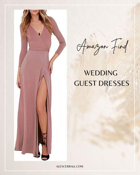 Amazon finds: Wedding guest dresses http://liketk.it/3fveP #liketkit @liketoknow.it