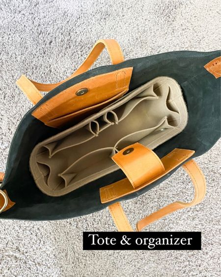 Amazon organizer for the Able tote // LAURENB20 for 20% off the tote!