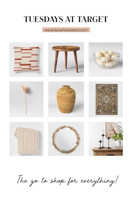 Tuesdays at Target: For The Home!!   #LTKhome