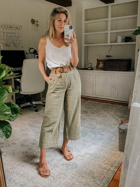 OOTD  Pants are old but linked a few similar options here!