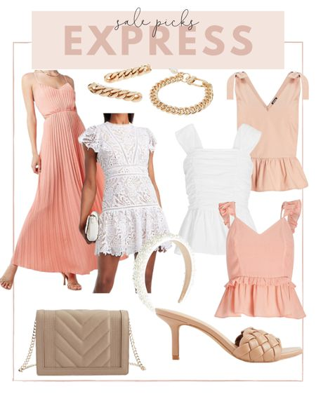 Express LTK DAY sale picks! Love these dresses for wedding guest options and there are so many great work wear finds on sale too! http://liketk.it/3hje3 #liketkit @liketoknow.it