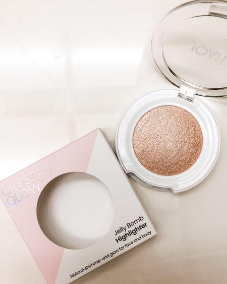 JOAH's new Crystal Glow Collection launched today! The collection includes a Jelly Bomb Highlighter. The highlighter helps finish and perfect the skin with a crystal-effect and illuminating jelly texture. You can use it on both your face and body. It's available at CVS and on JOAH's site for $11.99. Go get your Jelly Bomb Highlighter now!  #LTKNewYear #LTKbeauty #LTKunder50