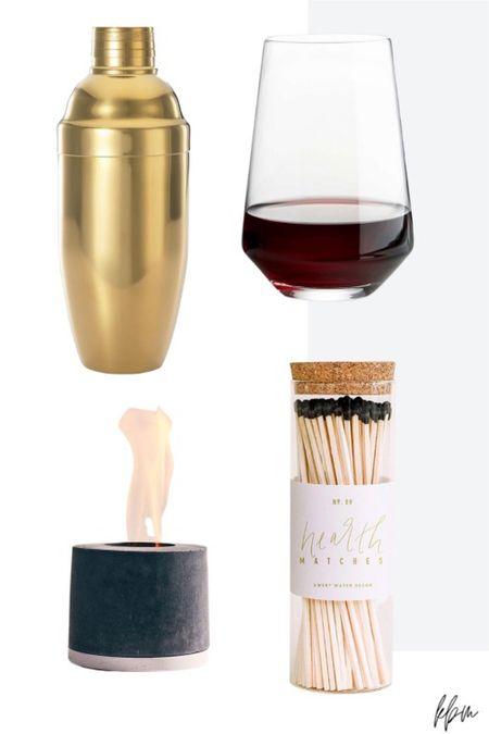 s'mores cocktail essentials   #LTKfamily #LTKHoliday #LTKhome