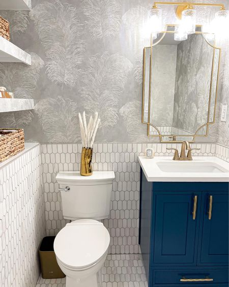 Walmart & Amazon bathroom home finds   http://liketk.it/3hIC4 #liketkit @liketoknow.it #LTKunder50 #LTKsalealert #LTKhome #laurabeverlin