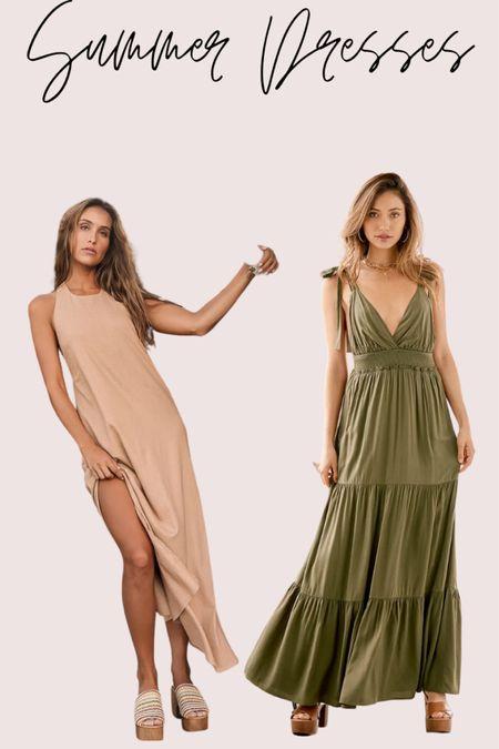Best summer dresses from lulus   #LTKSeasonal #LTKtravel #LTKstyletip