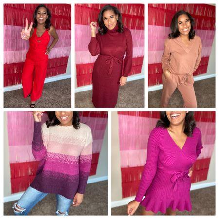 Valentine's Day outfit ideas! http://liketk.it/37uRG #liketkit @liketoknow.it #LTKVDay #LTKstyletip #LTKunder100