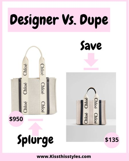 Designer vs dupe Chloe handbags These are the BEST dupes I have found! I have also listed Chloe sandals, and designer dupes Chloe wallets. Sale Chloe dupe bags Etsy finds  Lv dupes Lv luggage dupes  Lv makeup bag dupe   #LTKtravel #LTKsalealert #LTKitbag