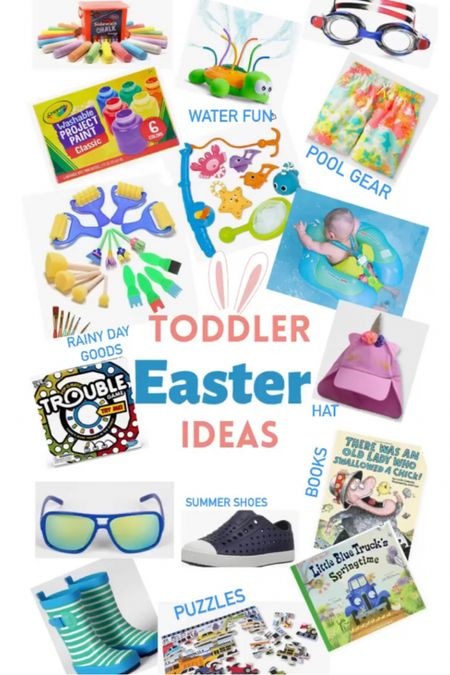 Toddler Easter Ideas!🐣🐰    http://liketk.it/39XkP #liketkit @liketoknow.it #LTKkids