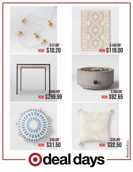 Target deal days! Outdoor decor on sale! 💥   #LTKhome #LTKSeasonal #LTKsalealert