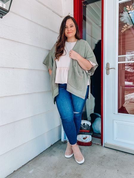 I hope you all had a great weekend! My jeans are only $5– these are one of my favorite pairs. ✨ Shop this look 👉🏼 http://liketk.it/33pB5 @liketoknow.it #liketkit or //👇🏼SHOP HERE rainiyvonne.com/shop-my-ltk  #LTKsalealert #LTKstyletip #LTKunder50  Gift guide, amazon finds, Walmart finds, Christmas outfit, amazon gift guide, holiday outfit, casual outfit, winter outfit