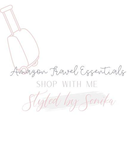 Amazon travel essentials   #LTKtravel #LTKunder50 #LTKsalealert