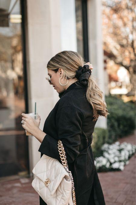 All black fall outfit #fallootd  #LTKSeasonal