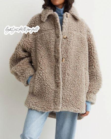 Light jackets for fall 🖤   #LTKstyletip #LTKSeasonal #LTKunder100