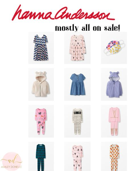 http://liketk.it/2VLHG #liketkit @liketoknow.it  Hanna Andersson sale!