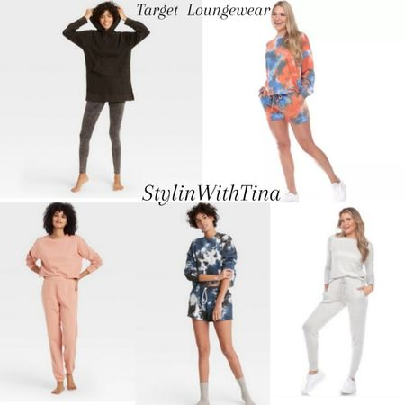 Target Loungewear, such great reasonable options to choose from #loungewear#sweatpant#sweatshirt #leggings#pullover#tiedyesets #LTKsalealert #LTKstyletip #LTKunder50 #LTKunder100 #LTKfamily #LTKworkwear #LTKwedding #LTKhome #LTKfit @liketoknow.it #liketkit http://liketk.it/3iC9T