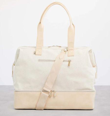 NSale pick: Weekender bag by Beis    #LTKsalealert #LTKtravel #LTKitbag