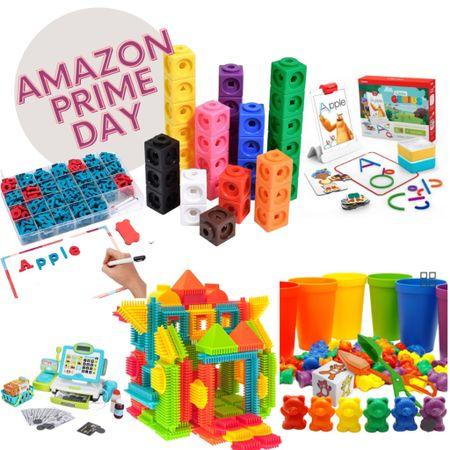 Amazon Prime Day! Kids educational toys   #LTKsalealert #LTKkids #LTKfamily