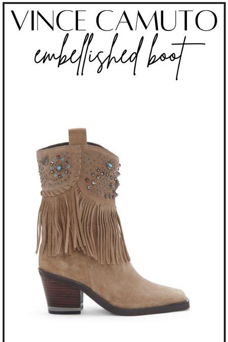 Embellished boots #thedailydupes  #LTKshoecrush #LTKsalealert