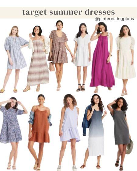 Target summer dresses 20% off http://liketk.it/3i5Ag #liketkit @liketoknow.it