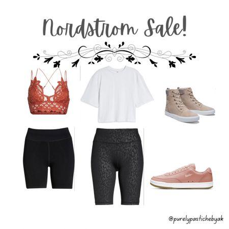 Nordstrom Sale: Biker Shorts!🛍   #LTKfit #LTKsalealert #LTKunder50