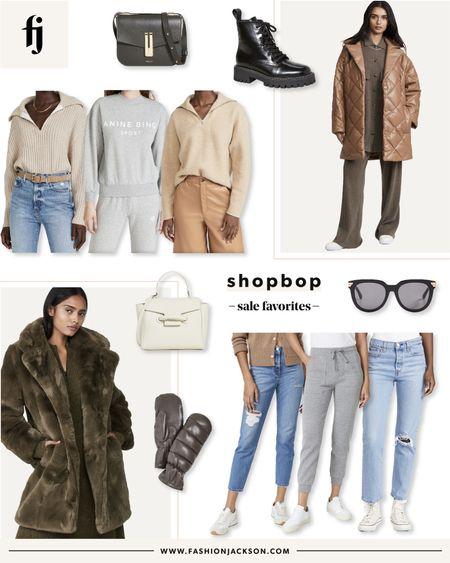 Shopbop sale! #falloutfits #sweaters #coats #jeans #boots   #LTKstyletip #LTKsalealert #LTKunder100