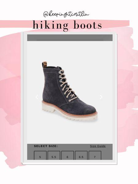Dolce vita hiking boots! Run true to size    #LTKshoecrush #LTKstyletip